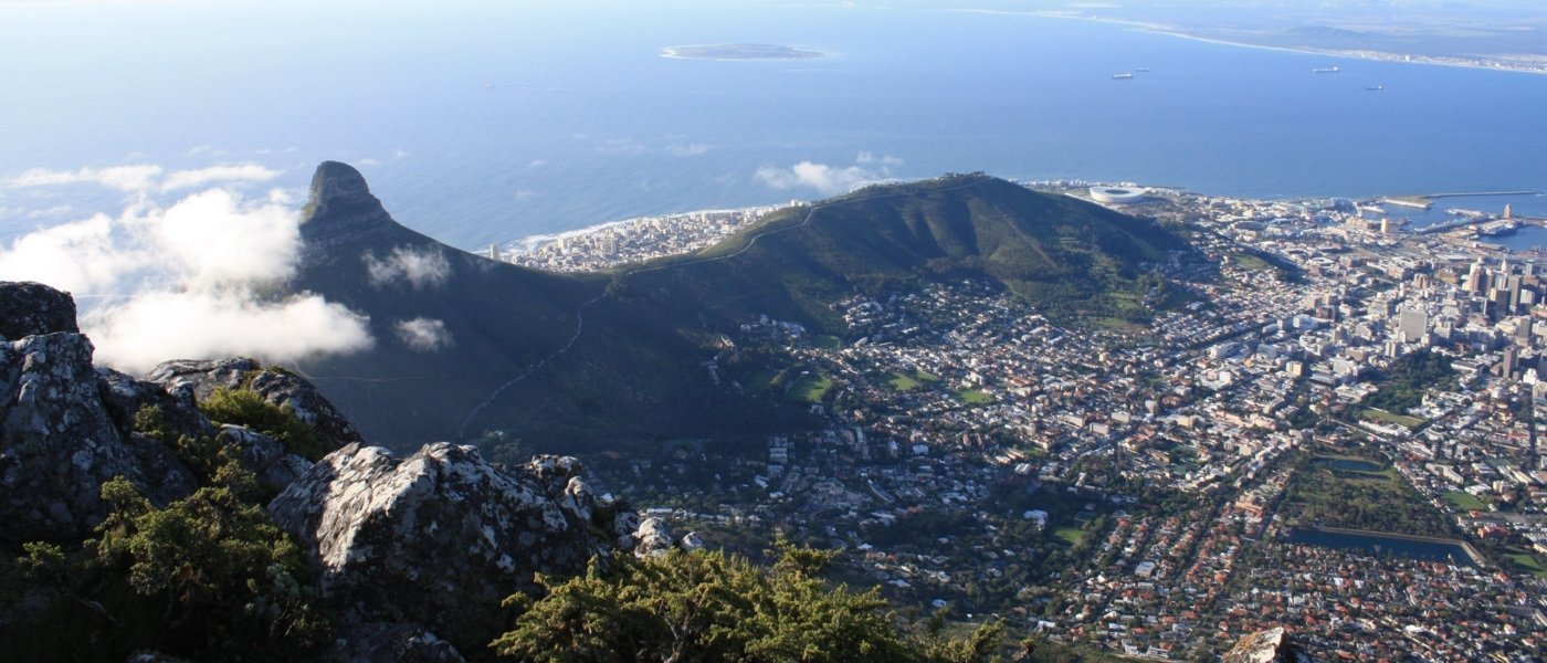 Table Mountain Hike & Urban Cape Town Adventure Experience - Wine Paths