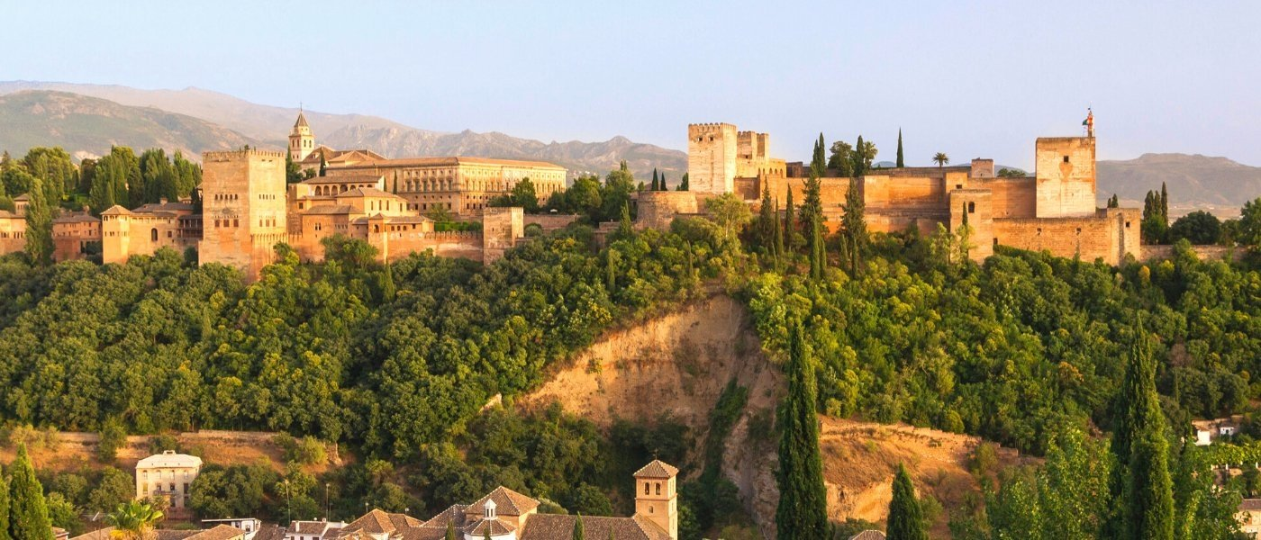 Andalusia itineraries - Alhambra