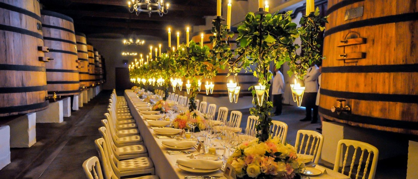 bespoke corporate events - Wine Paths