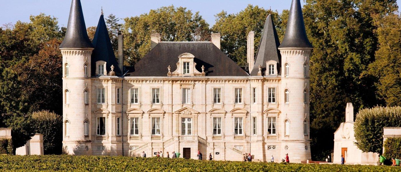 visit Château Pichon Baron