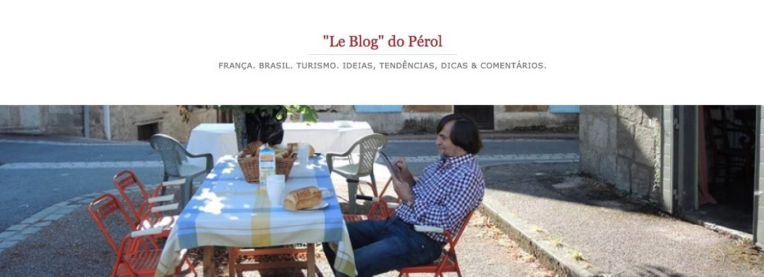 """Le Blog"" do Perol - Banner - Wine Paths"