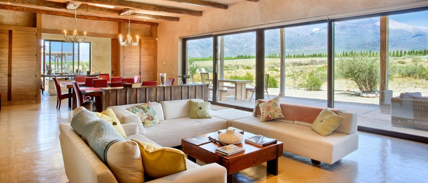 Alpasión Lodge - Luxury Wine Hotel in Argentina - Wine Paths