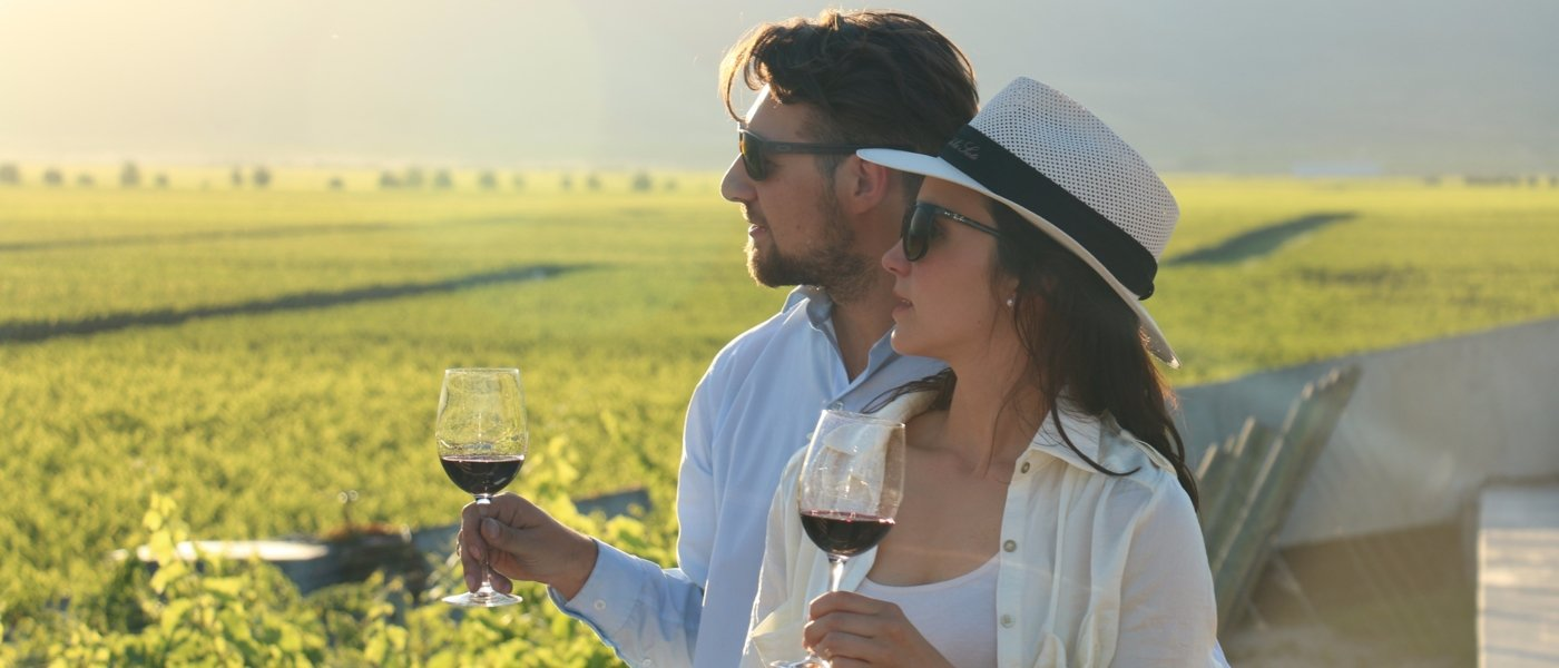 Luxury wine tasting in Mendoza, Argentina