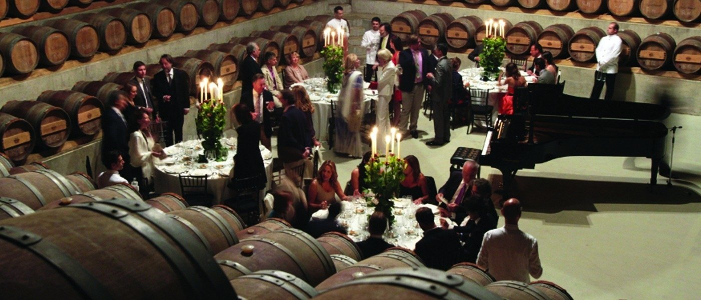 Wine and Wedding at Rocca di Frassinello
