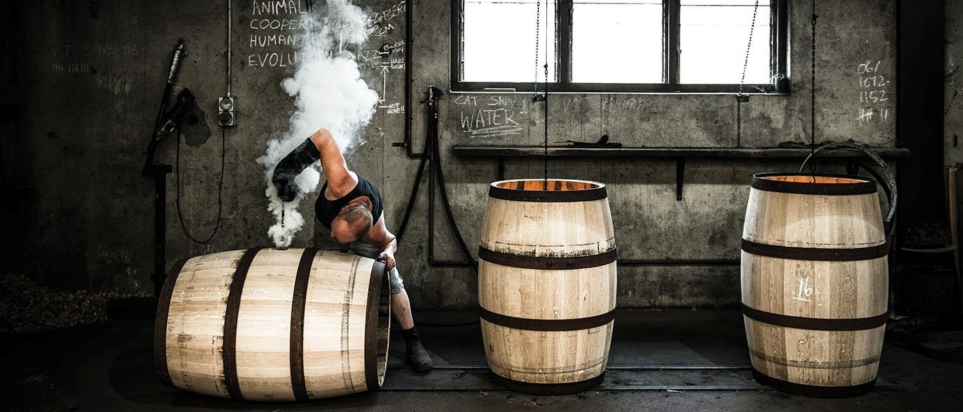 Yalumba Cooperage