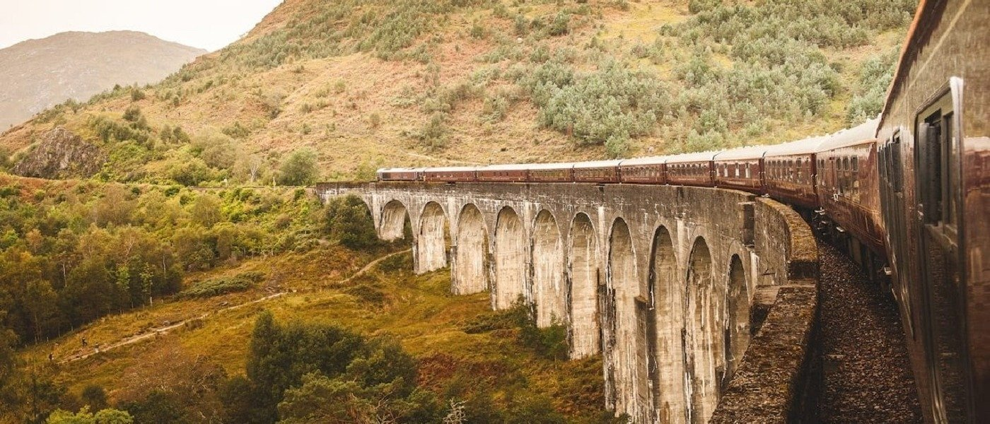 Belmond Royal Scotsman - exclusive luxury train experience in scotland - Wine Paths