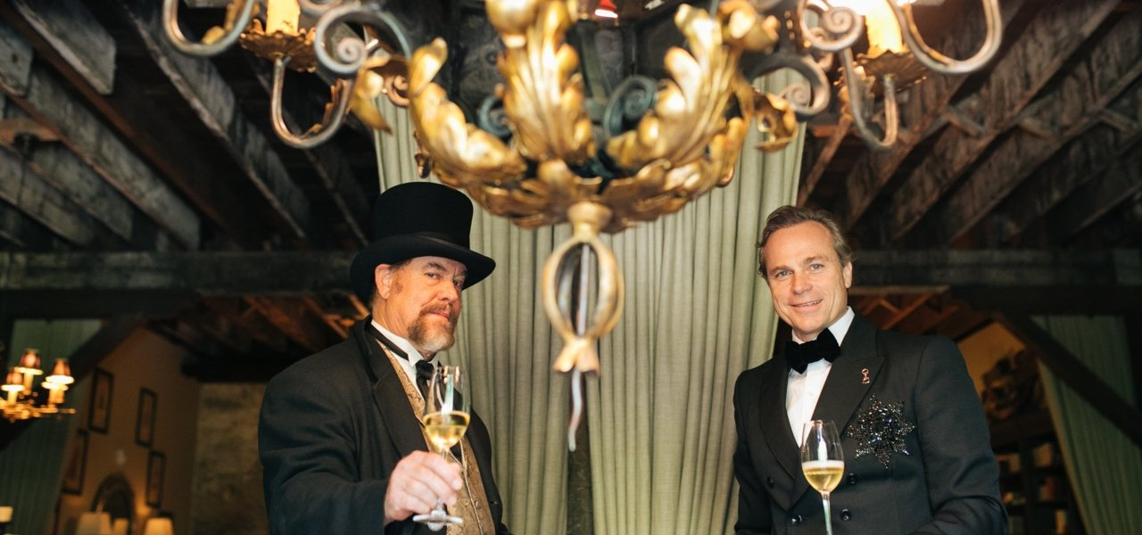 The Count and Jean-Charles Boisset