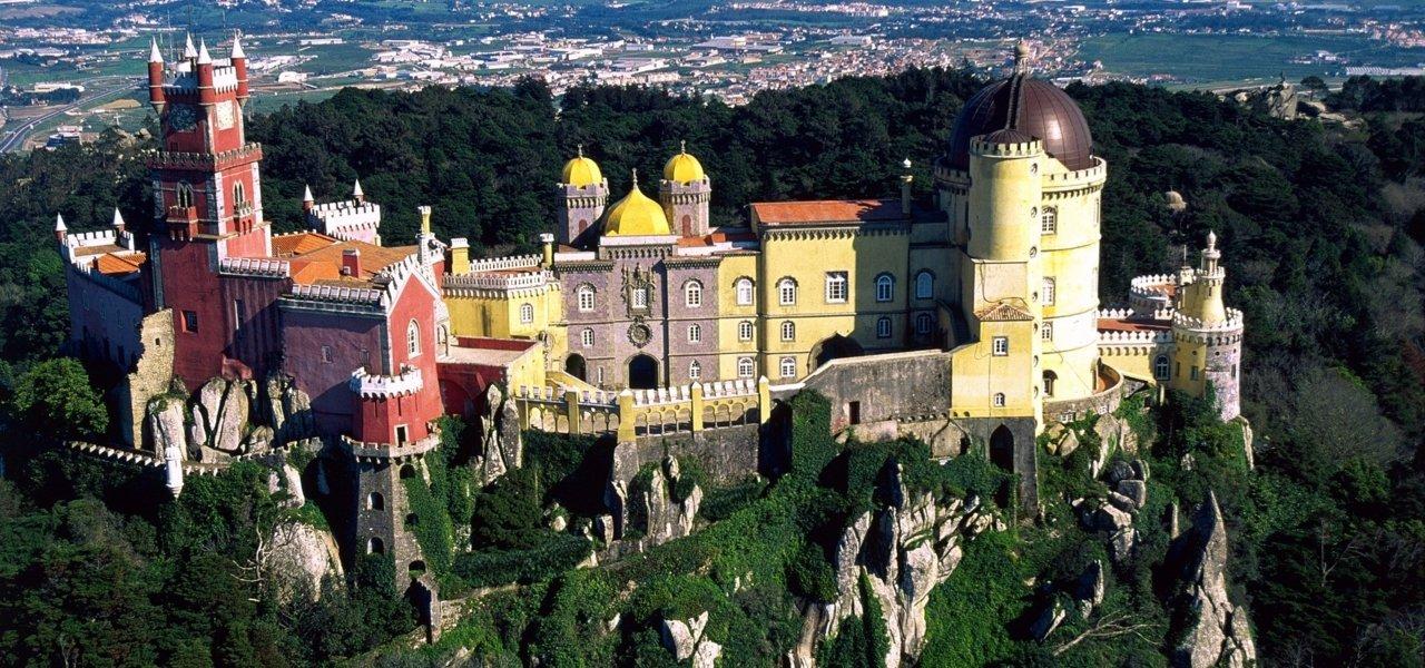 Sintra's palace