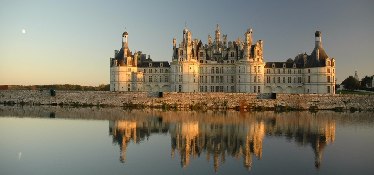 Chateau de Chambord - crédit photo LDS