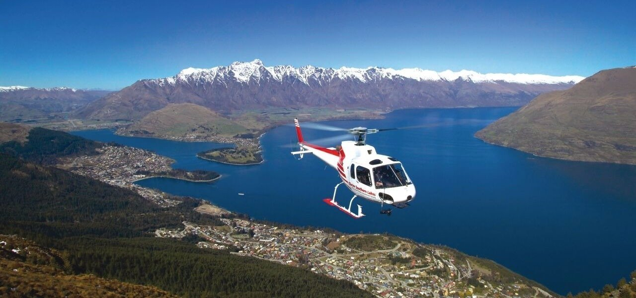Queenstown Helicopter Excursion