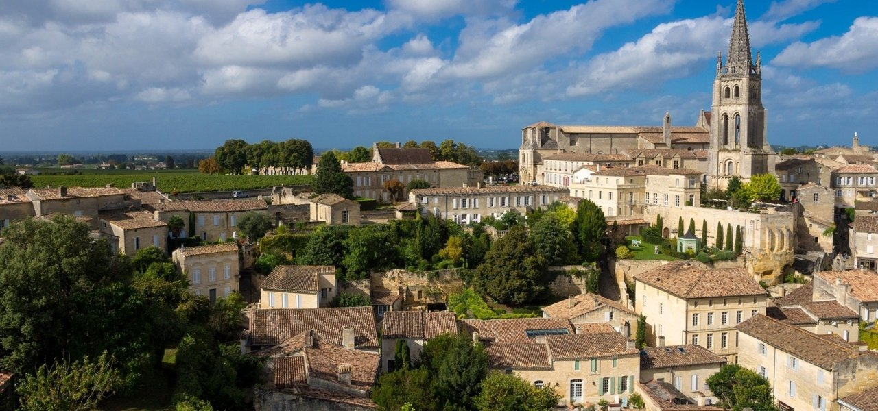 French village of Saint Emilion