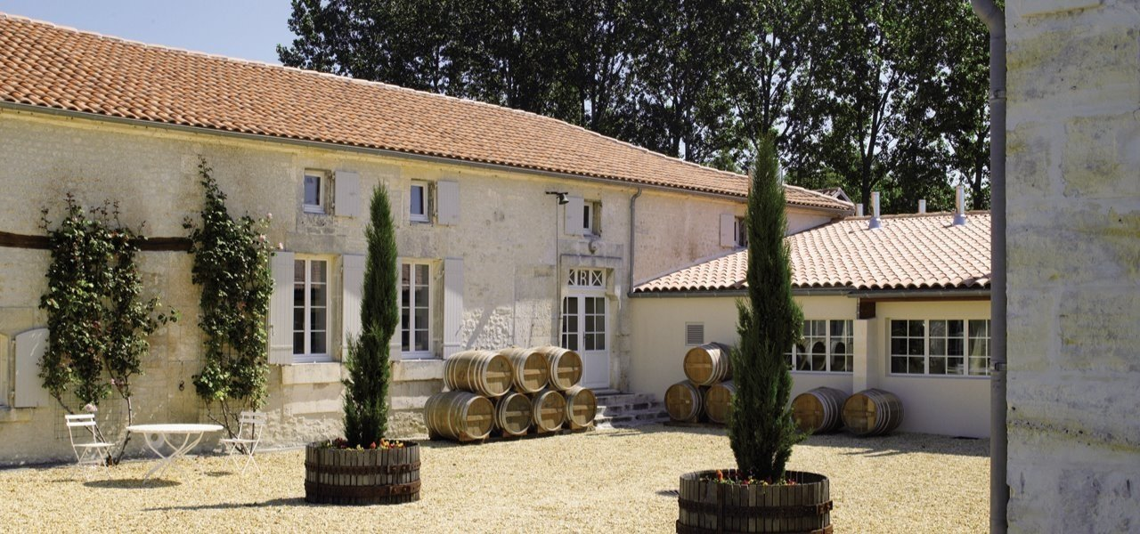 Rémy Martin - Touzac Distillery