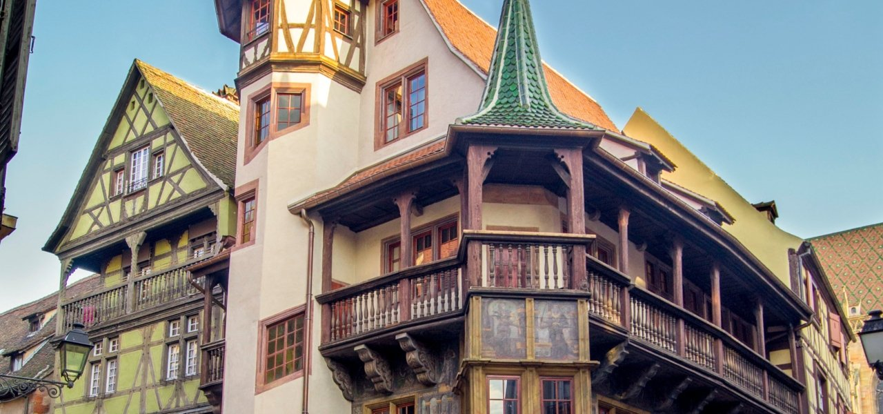 Colmar - The Pfister House