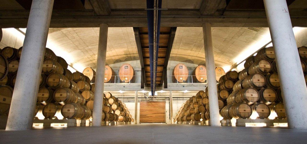 bodegas baigorri cellars