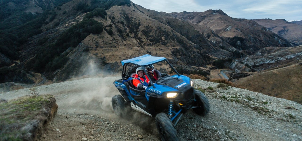 Buggy Expedition in Queenstown