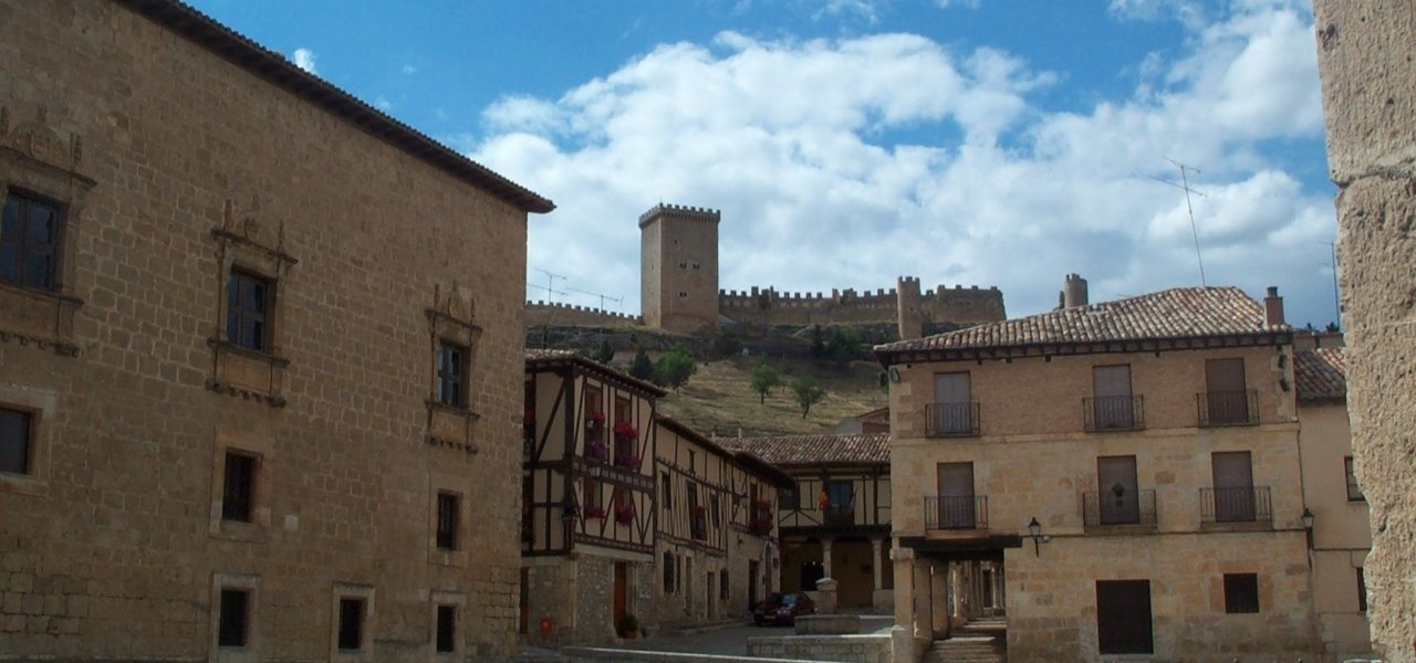 Castles and medieval towns in Ribera del Duero