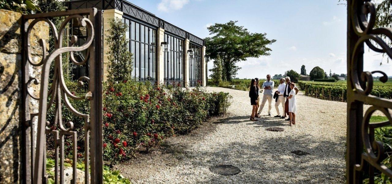 Garden Chateau Beauregard