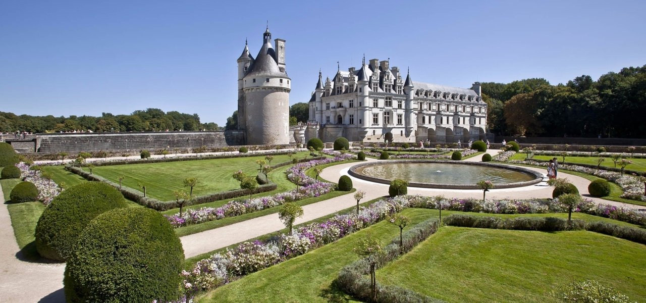 Chateau of Chenonceau, The Ladies' Chateau