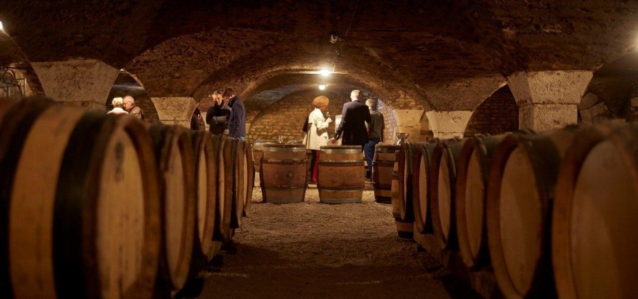 Winery prosper maufoux