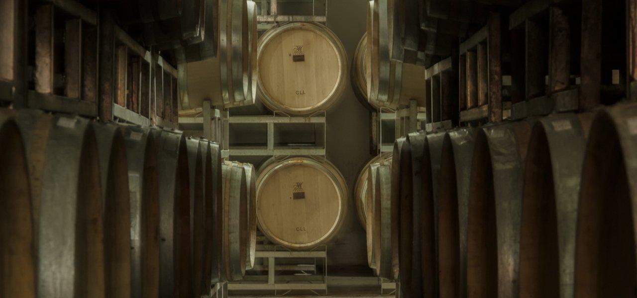 Alpasion Wine Barrels
