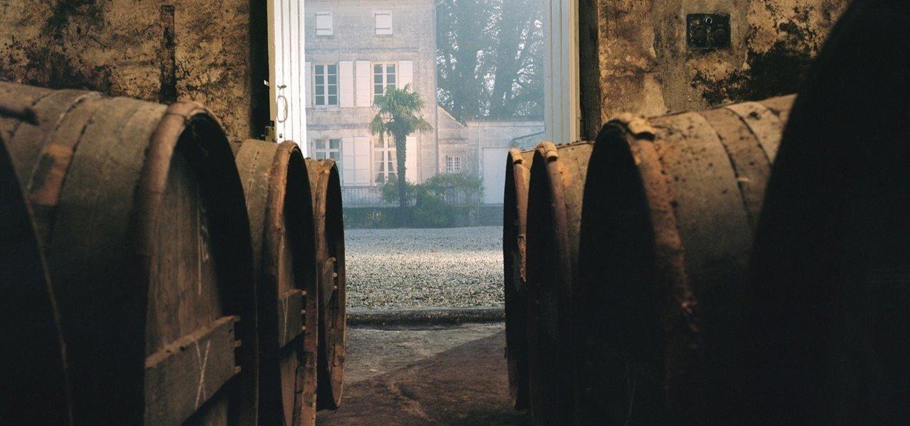 Rémy Martin - Grollet cellar