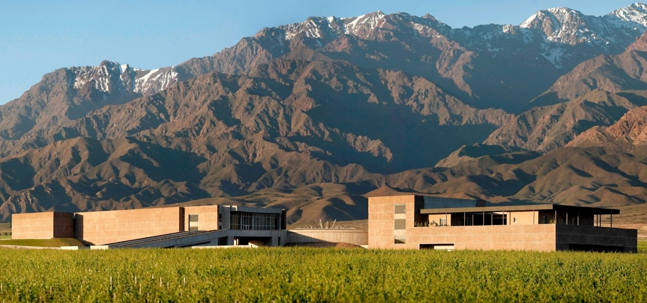 Luxury Winery in Argentina - Bodega Diamandes - Wine Paths