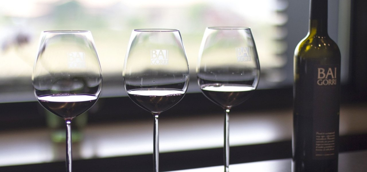 Exclusive wine tasting at Bodegas Baigorri