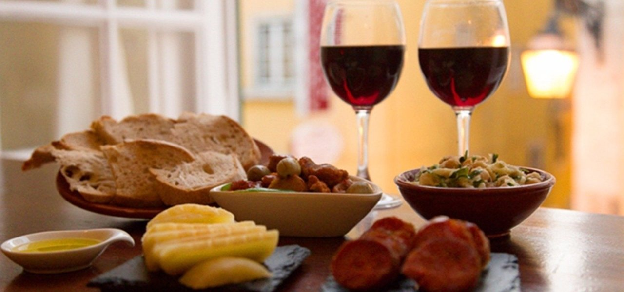 The best selection of tapas and wines
