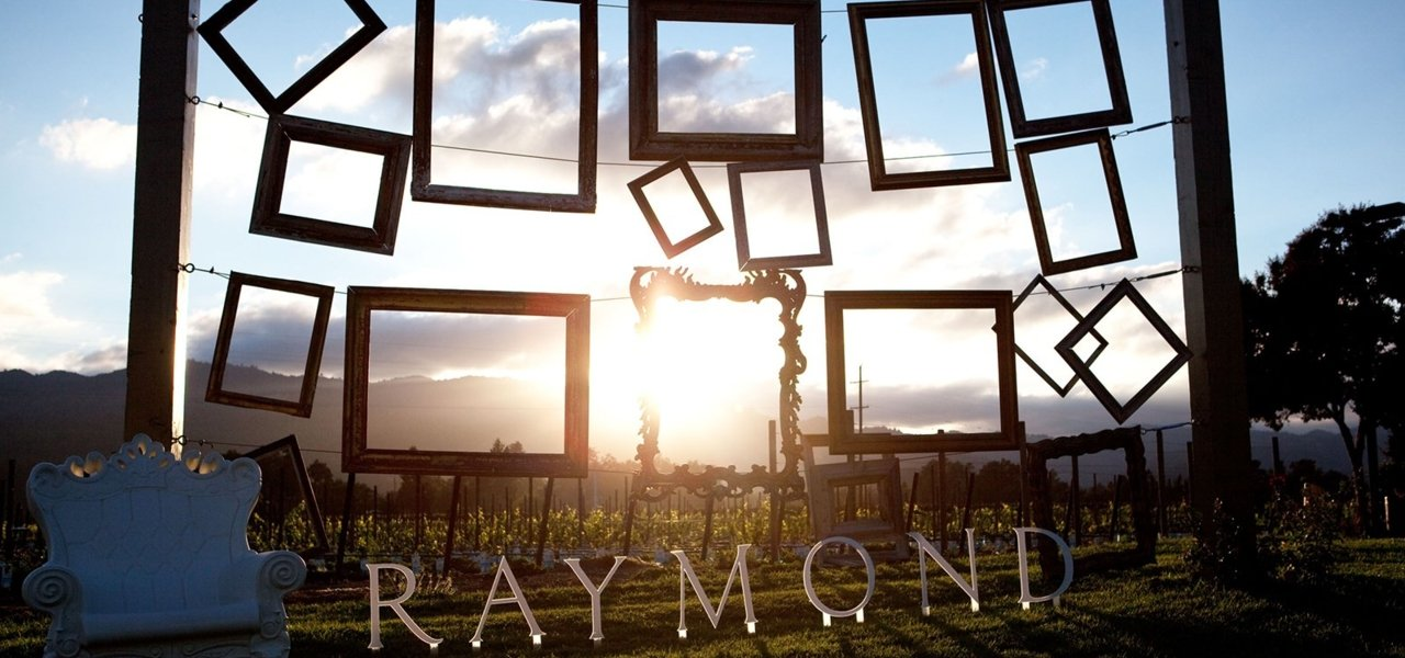 Raymond Vineyards Photo Frames