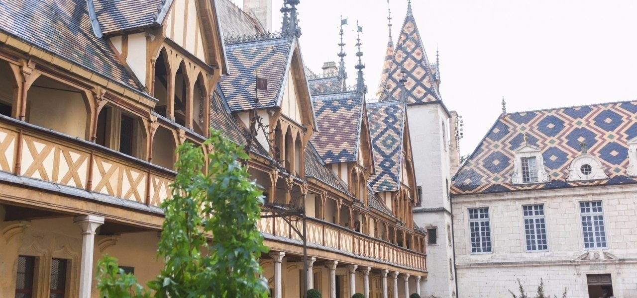 Beaune - Wine Paths