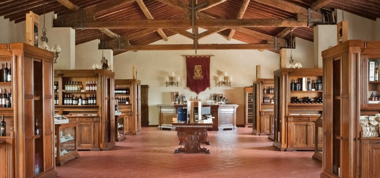 Image result for Montalcino The Banfi Winery interior