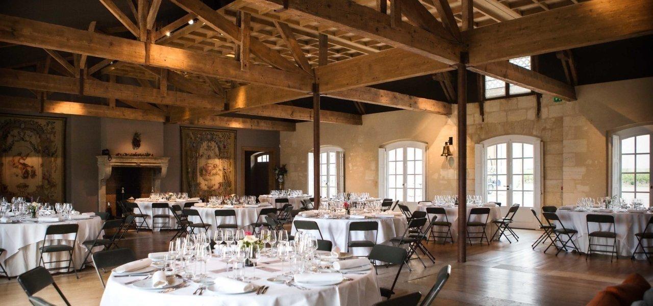 gourmet experience at chateau kirwan