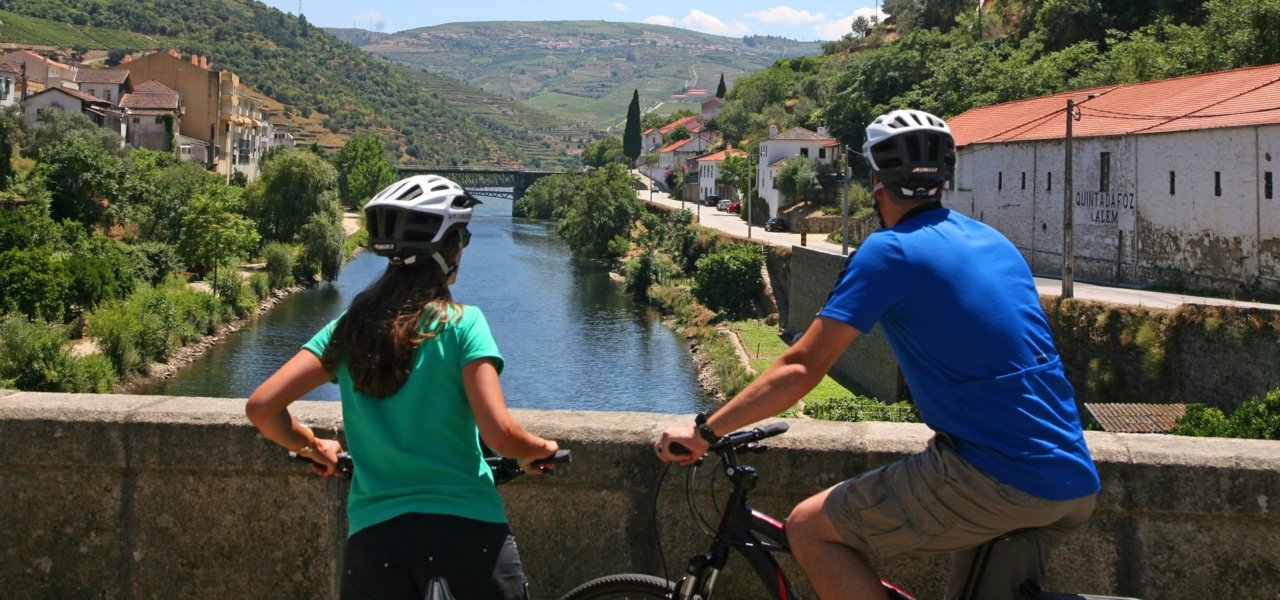 Douro Valley Cycling & Hiking Wine Tour