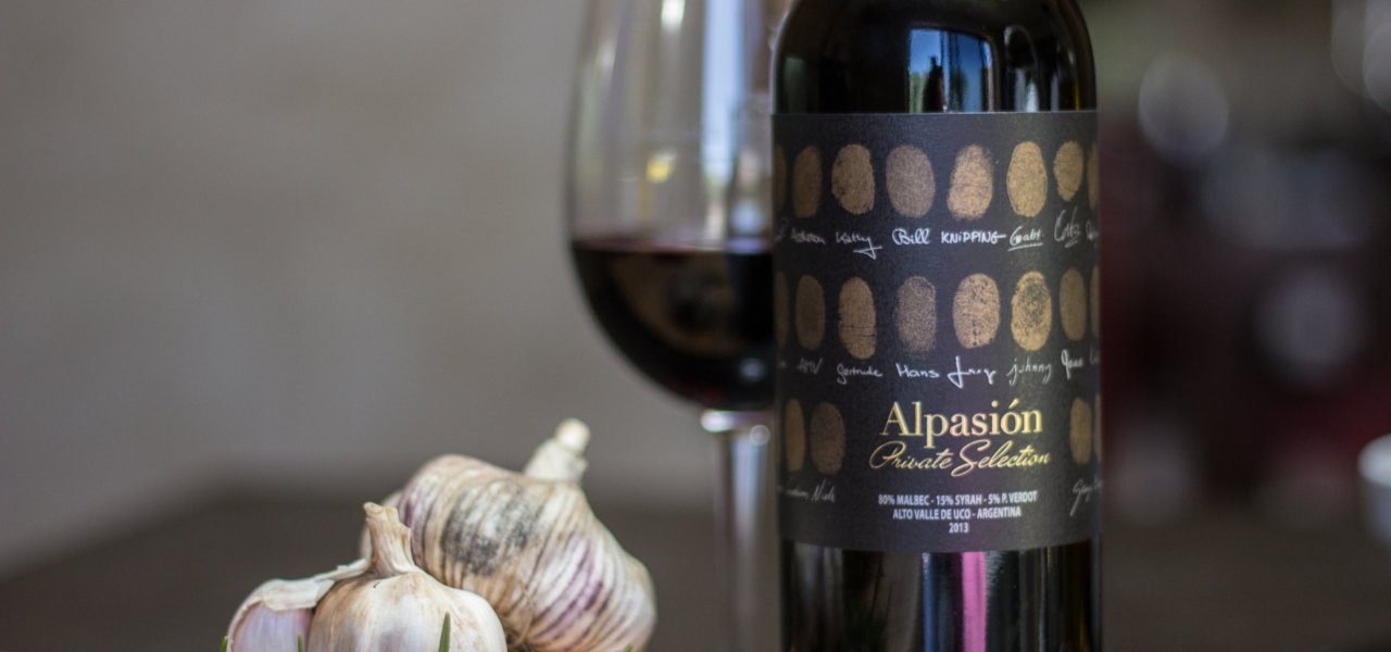 Alpasion Wines Private Selection Malbec Blend