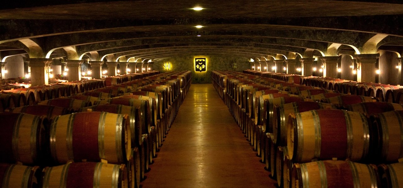 Underground red cellar
