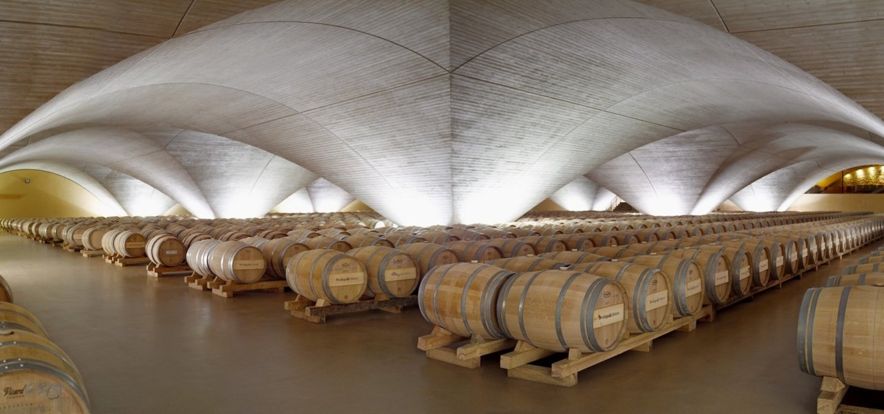 barrel cellar otazu