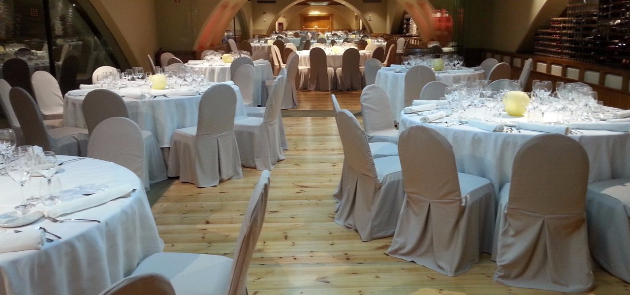 Exclusive corporate events at Bodega Otazu