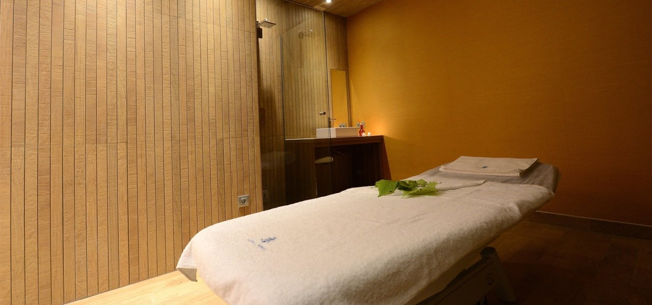 Massage room