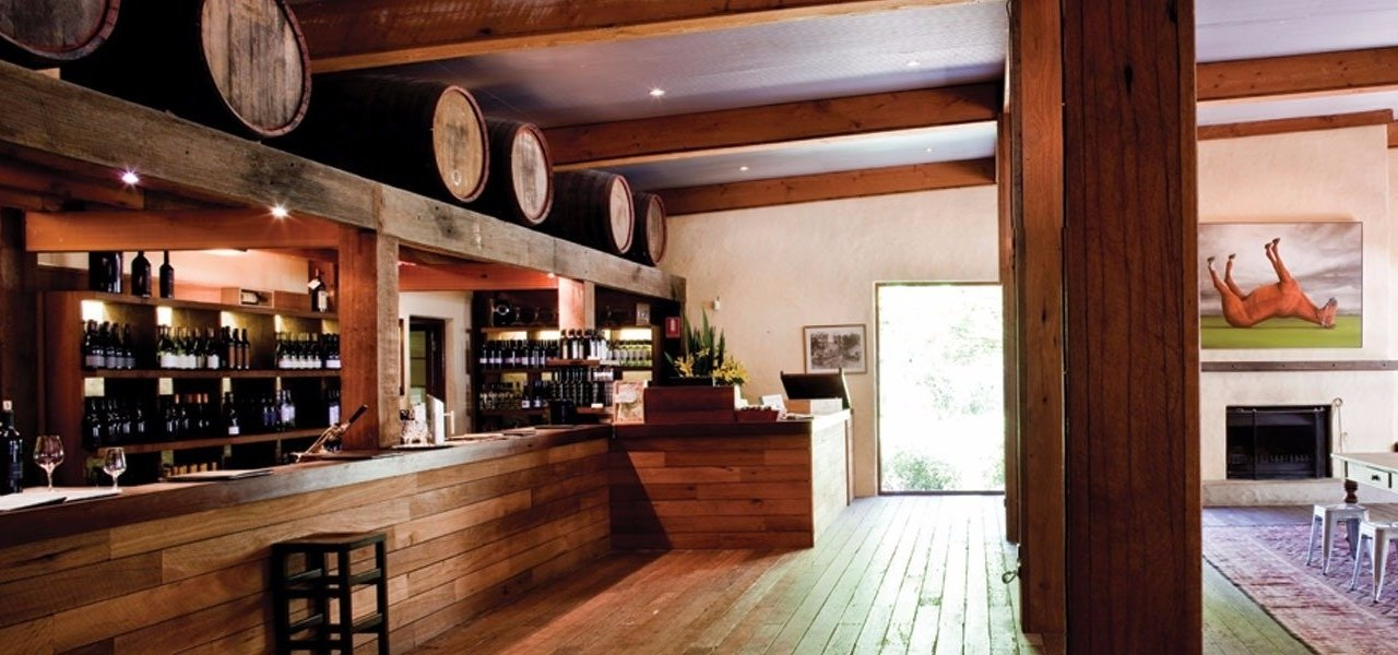 Yalumba Wine Room