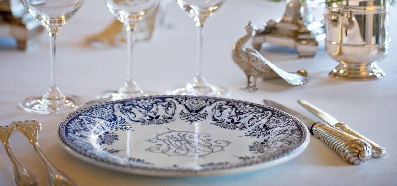 Diner at chateau phelan segur