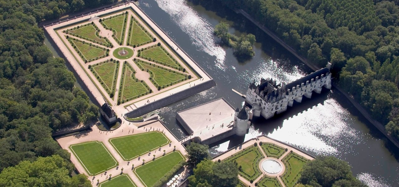Chateau de Chenonceau - credit photo Image de Marc