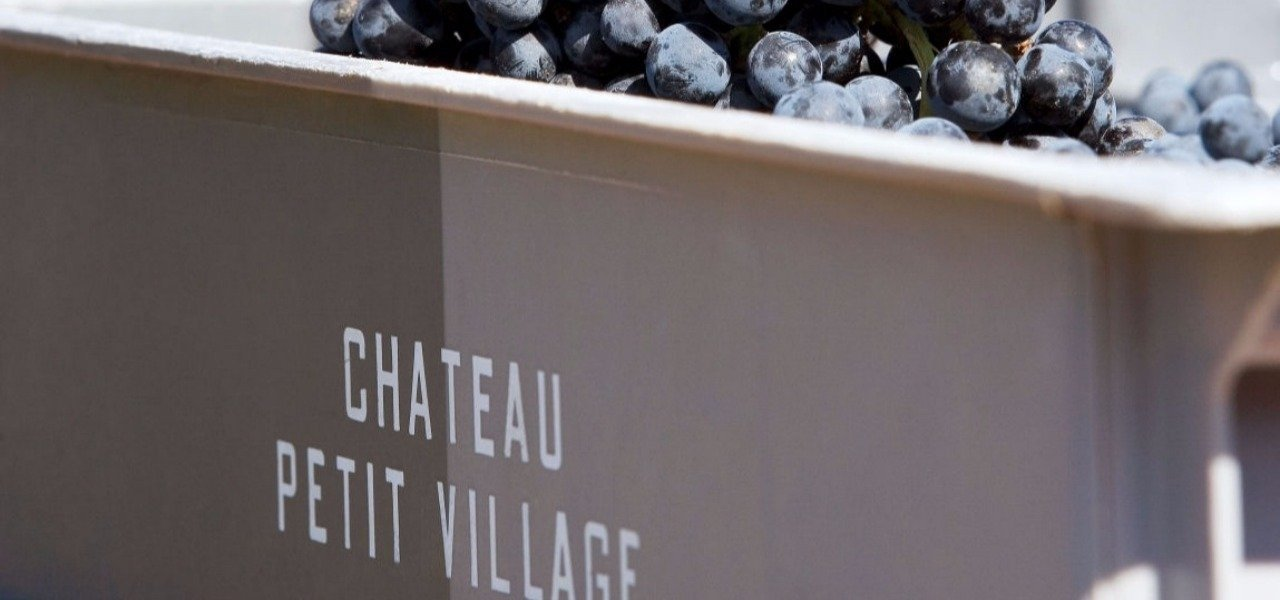 Grapevine Chateau Petit Village