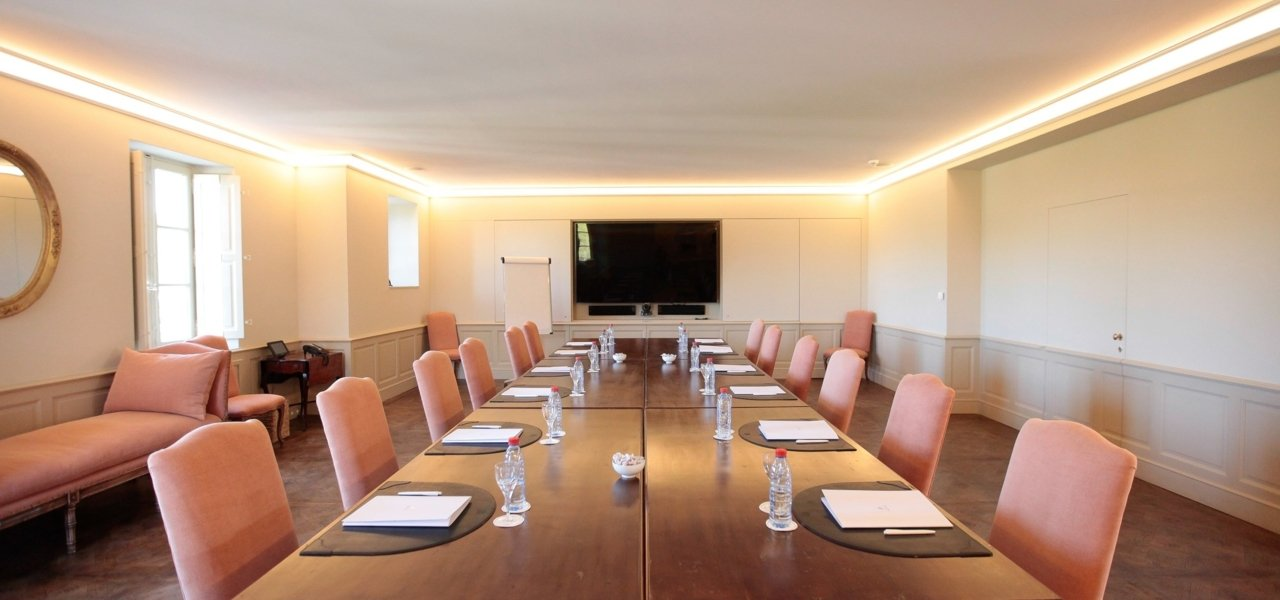 The portrait room - meeting room