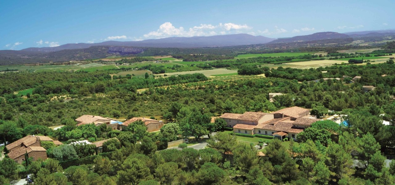 Luberon Valley and Phebus hotel - Wine Paths