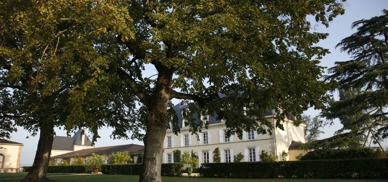 Winery Chateau Guiraud
