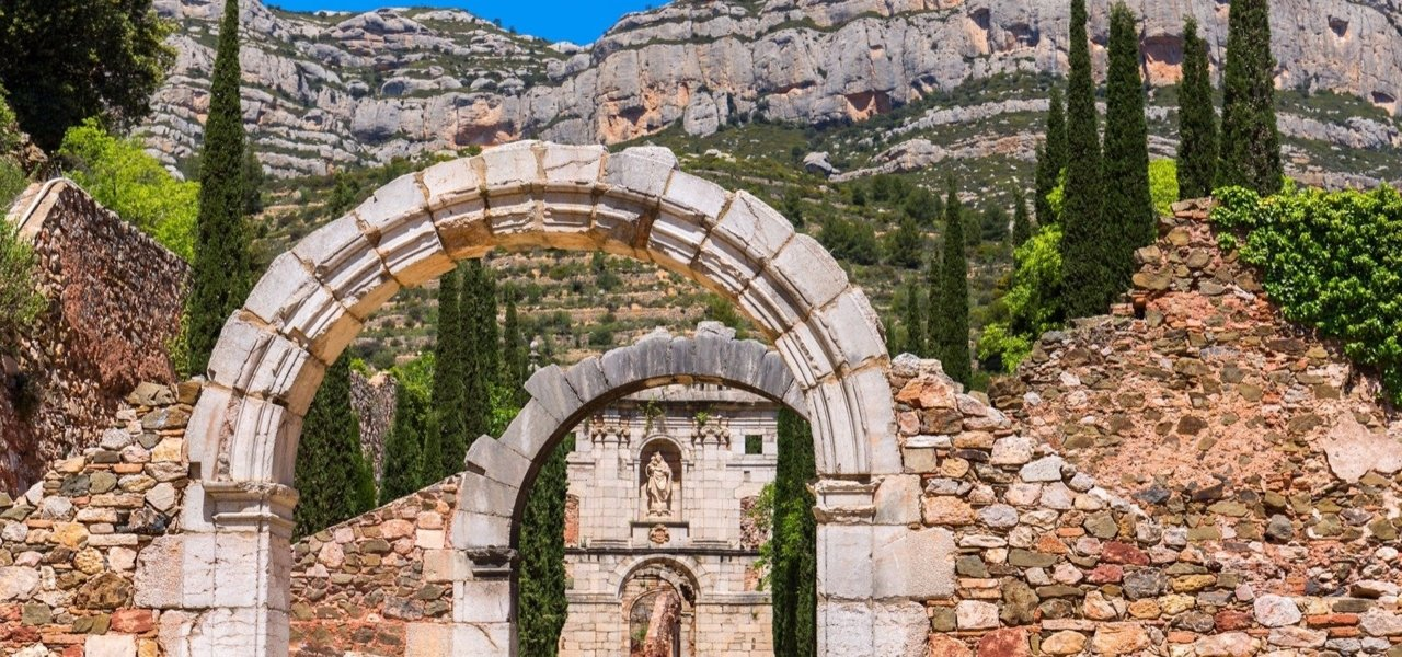 EscalaDei Carthosian Monastery: the origin of Priorat wine lands