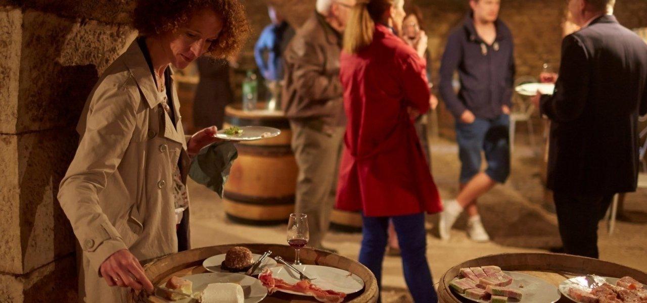 wine tasting prosper maufoux