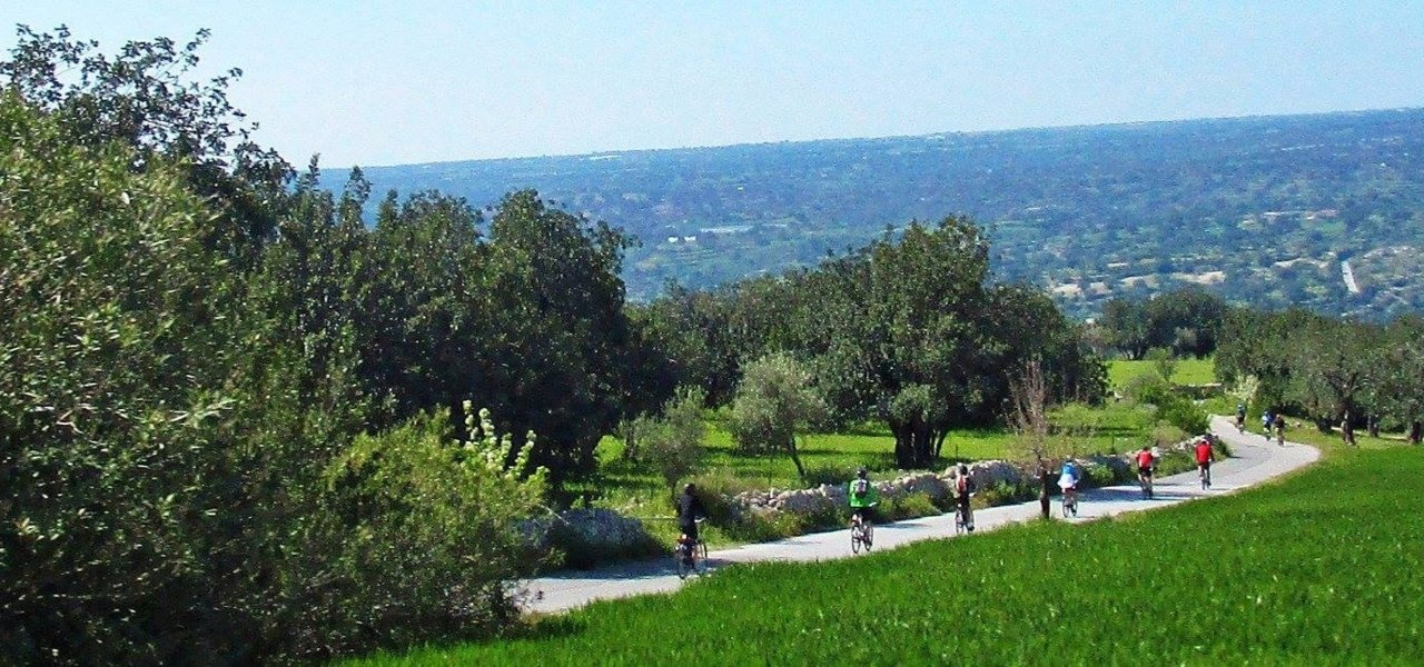 Exclusive Sicily Bike and Wine Tour