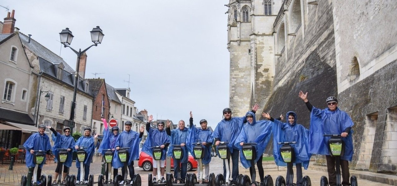 Segway in Loire Valley - Wine Paths