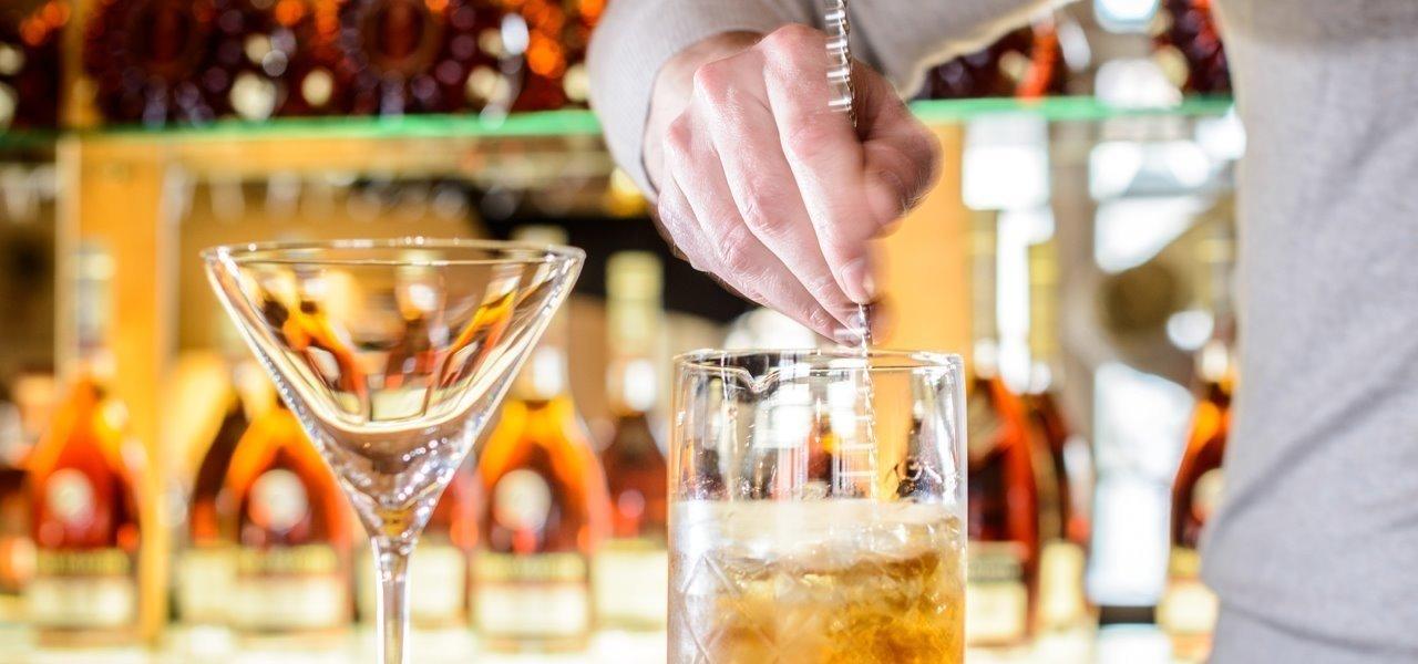 Rémy Martin - Cocktail Création